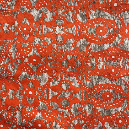 万華鏡の森/オレンジ