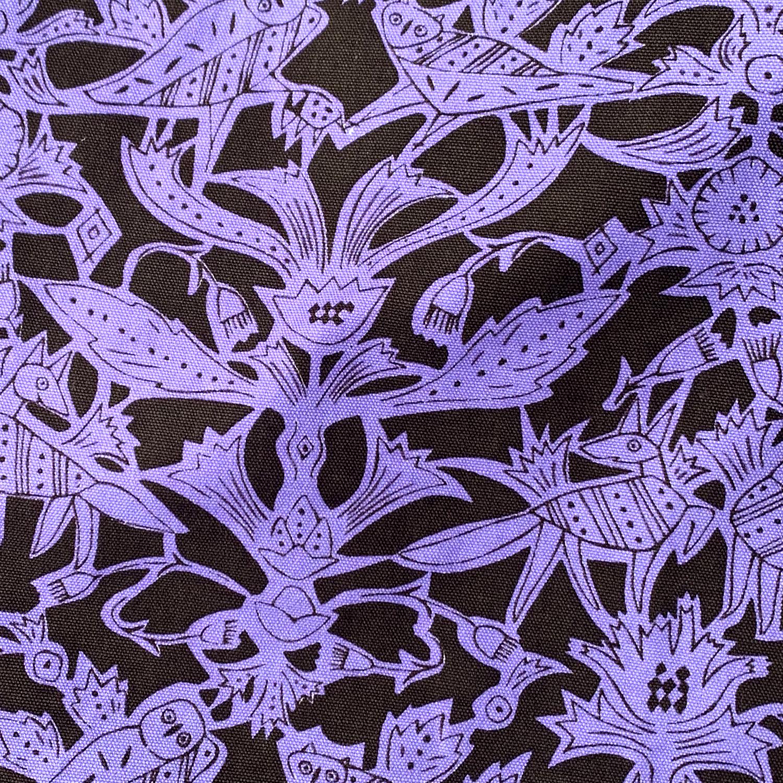 カリュウド/紫