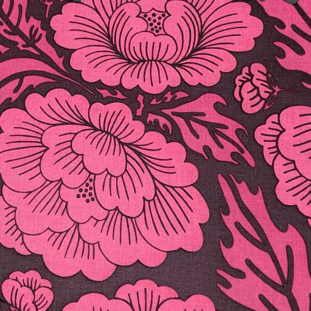 ボタン/紫ピンク