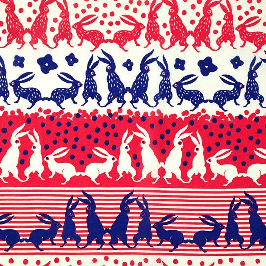 ウサギ族/赤